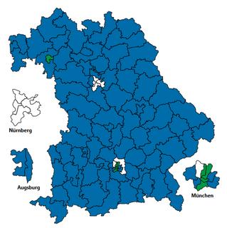Quelle: Landeswahlleiter des Freistaates Bayern