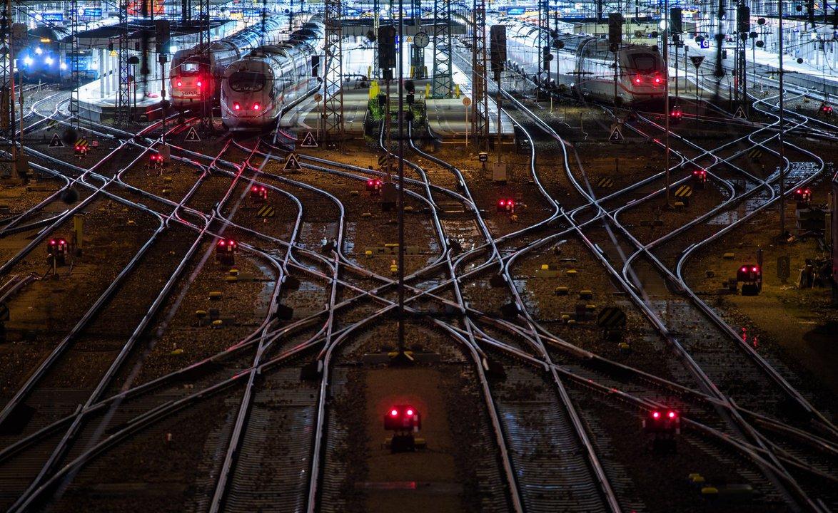 Bahnstreik Regionalverkehr