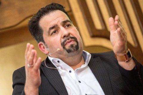 Aiman Mazyek, Vorsitzender des Zentralrats der Muslime in Deutschland. Foto: Alexander Heinl, dpa