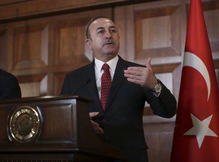 Foto: Cem Ozdel, Türkisches Außenministerium/dpa/Archiv