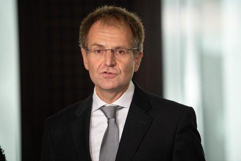 Generalbundesanwalt Peter Frank. Foto:Sebastian Gollnow/dpa