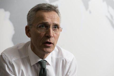 Nato-Generalsekretär Jens Stoltenberg. Foto:Thierry Monasse/dpa