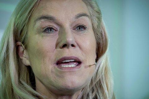 Dieniederländische Außenministerin Sigrid Kaag. Archivfoto:Koen Van Weel/ANP/dpa