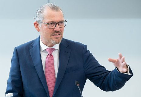 Arbeitgeberpräsident Rainer Dulger. Foto:Bernd Weißbrod/dpa