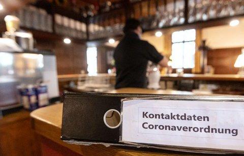 Kontaktdaten müssen in Bayern in vielen Bereichen nicht mehr hinterlassen werden. Foto: Marijan Murat/dpa